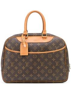 Louis Vuitton сумка Deauville pre-owned с монограммой