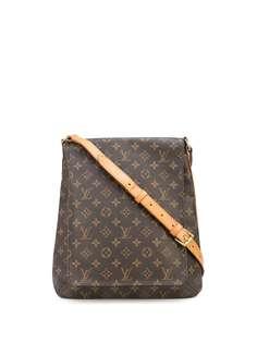 Louis Vuitton сумка на плечо Musette pre-owned с монограммой