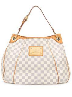 Louis Vuitton сумка Damier Azur Galliera PM pre-owned
