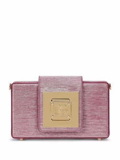 Dolce & Gabbana клатч с логотипом DG