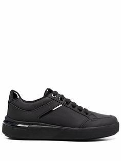 Geox кроссовки на шнуровке