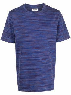Missoni полосатая футболка