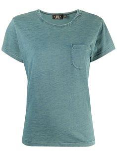 Ralph Lauren RRL футболка с короткими рукавами и карманом