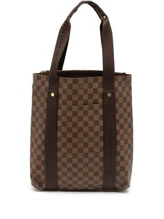Louis Vuitton сумка-тоут Cabas Beaubourg 2008-го года