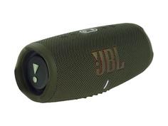 Колонка JBL Charge 5 Green JBLCHARGE5GRN Выгодный набор + серт. 200Р!!!