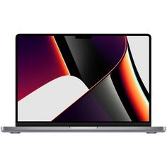 Ноутбук Apple MacBook Pro 14 M1 PRO серый космос