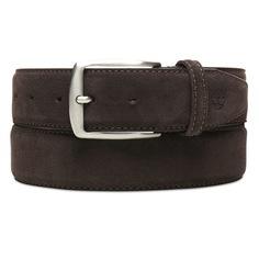 Ремни, пояса Suede Leather Belt 4 cm Timberland