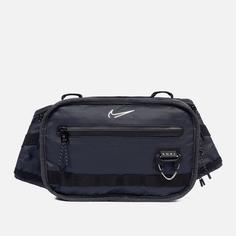 Сумка на пояс Nike RPM Reflective, цвет чёрный