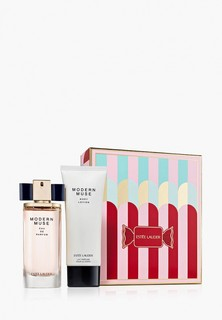 Набор парфюмерный Estee Lauder Modern Muse set (Парфюмерная Вода 50 мл + Лосьон для Тела 100 мл)